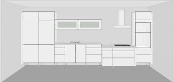 lilylit k chenzeile 5m lang raum fotoalbum sonstiges bei chefkoch de. Black Bedroom Furniture Sets. Home Design Ideas