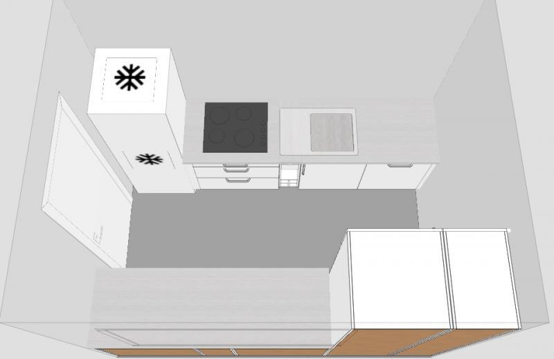 kleine küche planen - 15 planungstipps für kleine küchen. die besten 25+ kleine küche gut ...