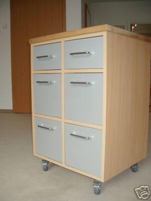 Einrichtungsteile für Küchen - 06.06.2007 Fotoalbum | Sonstiges ... | {Küchenwagen ikea 95}