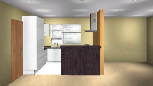 sanamone 2 4m x 3m offene k che mit wohn essbereich fotoalbum sonstiges bei. Black Bedroom Furniture Sets. Home Design Ideas