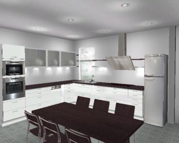 die besten 25+ kleine küche gut gestalten ideen auf pinterest ... - 6 Qm Küche Einrichten