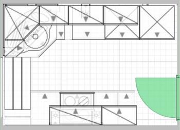 Küche Planen U Form | arkhia.com | {Küche planen grundriss 50}