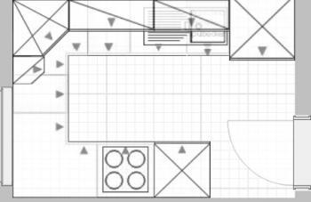 Küche Planen U Form | arkhia.com | {Küche planen grundriss 46}