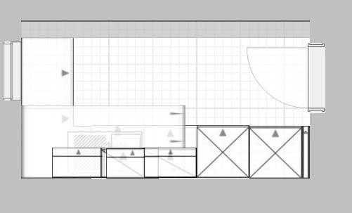 firstlady mit minik che 5 qm und dachschr ge 3 3m x 1 8 m fotoalbum sonstiges. Black Bedroom Furniture Sets. Home Design Ideas