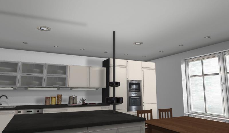 neue k che mit kochinsel k chenplanung und gro ger te forum. Black Bedroom Furniture Sets. Home Design Ideas