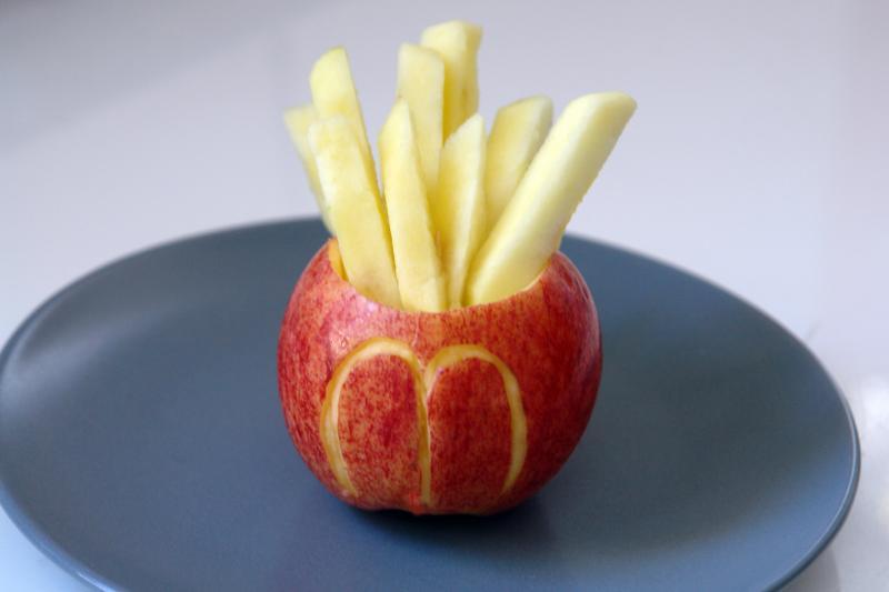 Kreatives obst und gem se f r kinder rezepte von und f r - Obst und gemuseplatte fur kindergarten ...