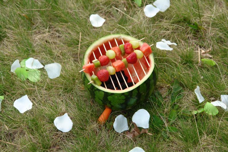 kreatives Obst Gemüse Kinder 55983565