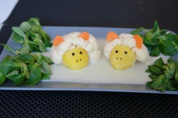 Tiere Obst Gemüse Kindergeburtstag 246993402