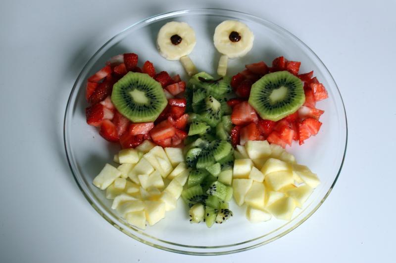 Tiere Aus Obst Oder Gemuse Z B Fur Den Kindergeburtstag Rezepte