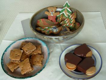 Lebkuchen-Variationen