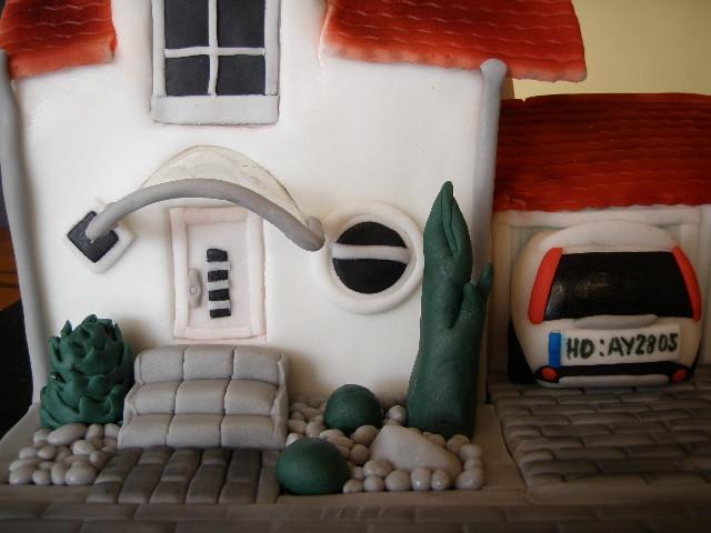 Das Neu Gekaufte Haus Als Kuchen Motivtorten Fotos Forum Chefkoch De