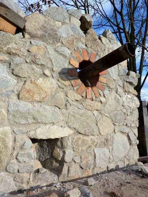 Daniel hias bauen ein brotbackhaus teil ii sonstige backthemen forum - Holzsparren kaufen ...