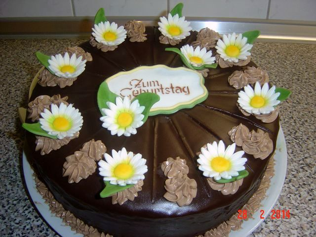 Schokoladenglasur Glanzt Nicht Torten Kuchen Forum Chefkoch De