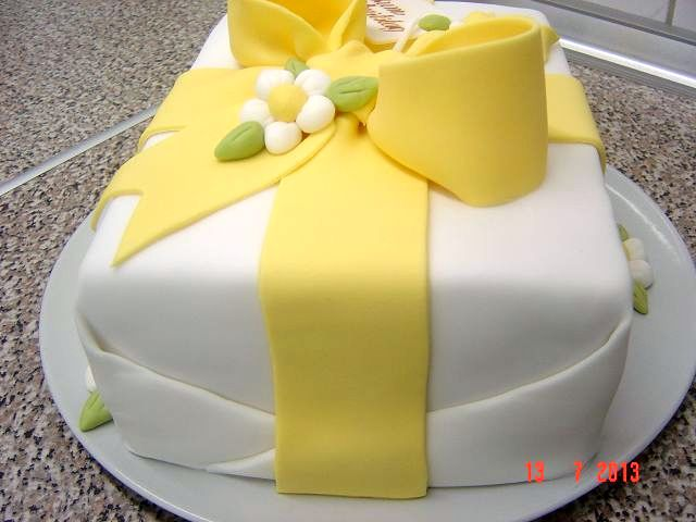 Eckige Torte Fondant 3335603231