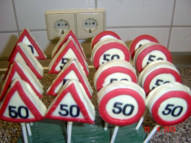 Geburtstag 50 kuchen