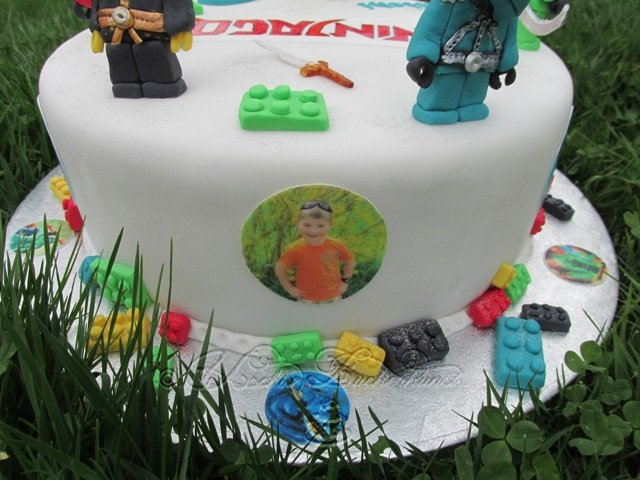 Lego Ninjago Torte Motivtorten Fotos Forum Chefkoch De