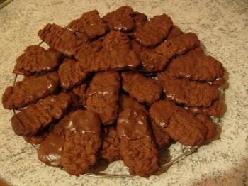 Wiener Schokoladenzungen