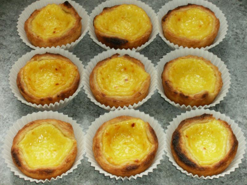 Portugiesische Puddingtörtchen (Chefkoch)