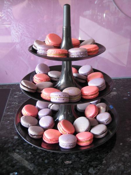 franz sische macarons fotoalbum kochen rezepte bei chefkoch de. Black Bedroom Furniture Sets. Home Design Ideas