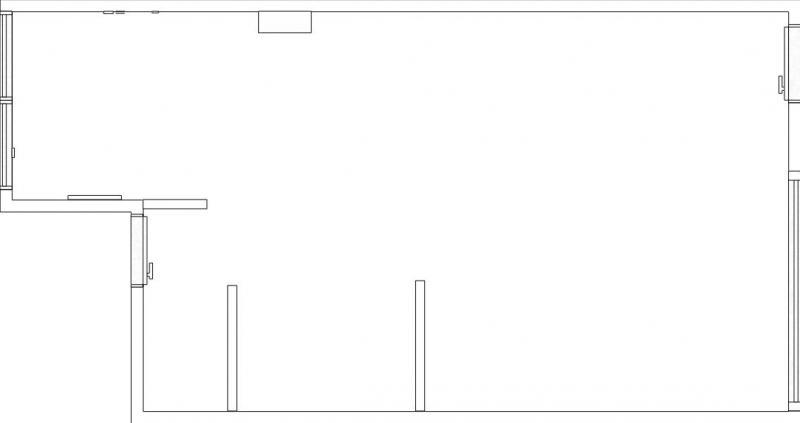 ikea wohnzimmer planer:mit Ikea Home Planer, leider ohne Maße, Wände zu Flur und Wohnzimmer