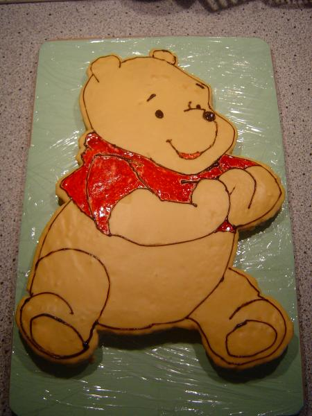Winni puh kuchen imagui - Winnie pooh kuchen deko ...