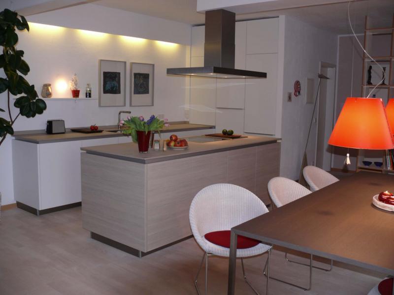 Küchen mit esstisch  Unsere neue Küche in München Fotoalbum | Sonstiges bei CHEFKOCH.DE