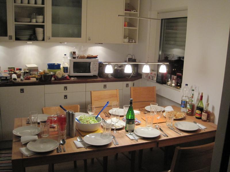 meine neue k che und unser garten fotoalbum kochen rezepte bei chefkoch de. Black Bedroom Furniture Sets. Home Design Ideas