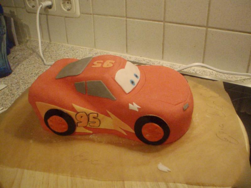 Entstehung Der Cars Torte Fotoalbum Kochen Rezepte Bei Chefkoch De