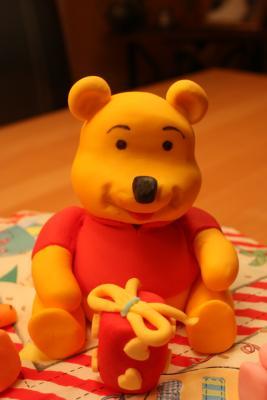 winnie pooh und seine freunde   motivtorten fotos forum
