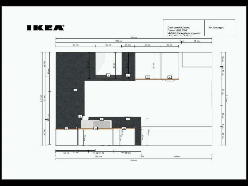 Ikea Küchenplan Fotoalbum