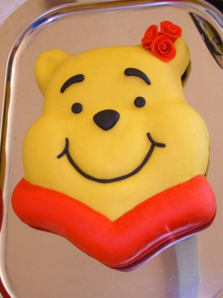 Winni pooh kuchen imagui for Winnie pooh kuchen deko