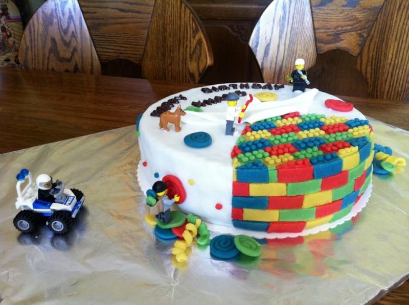 lego torte - Die Schonsten Kuchen