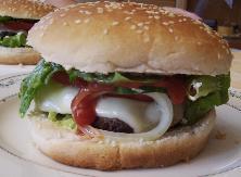 All American Burger von Bärchenmama