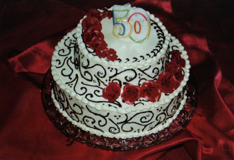 Torte Zum 50 Geburtstag Selber Machen Fertig Ich Wnsche Guten