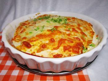 Tortilla Schichtpizza