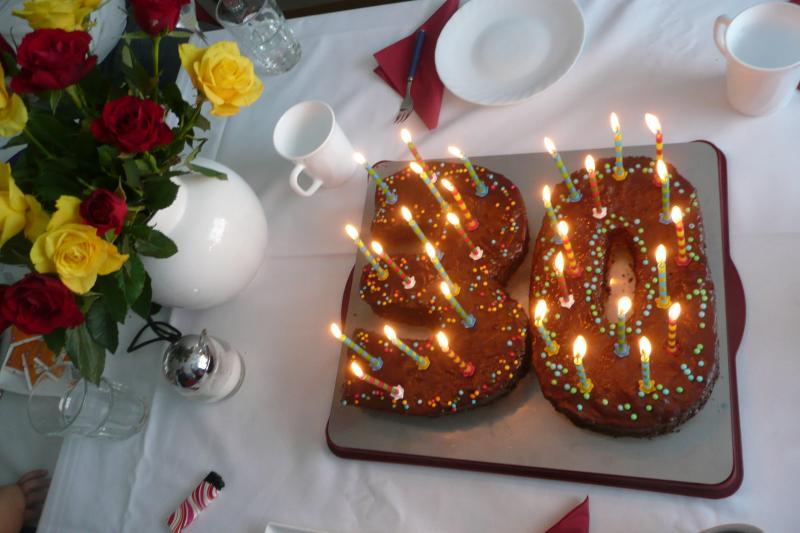Kuchen 30 Geburtstag Geburtstag