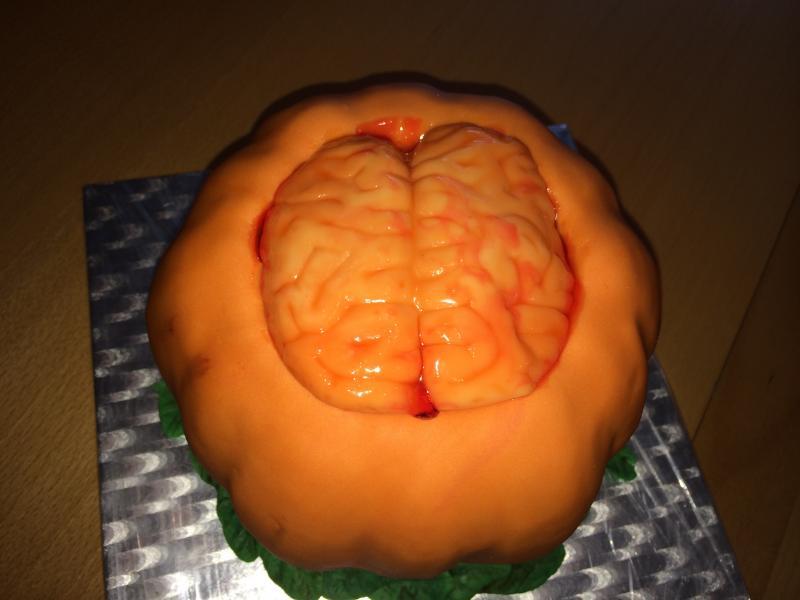 Halloween Nachtrag Kürbistorte Gehirn Monster Donuts Cookies Cupcakes Sarg Brownies 1742418751