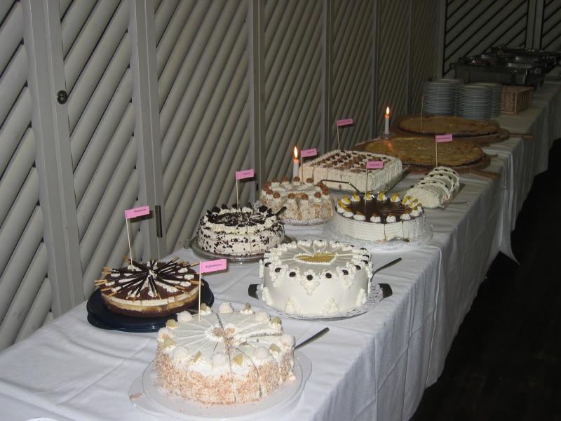 Welche kuchen zur hochzeit