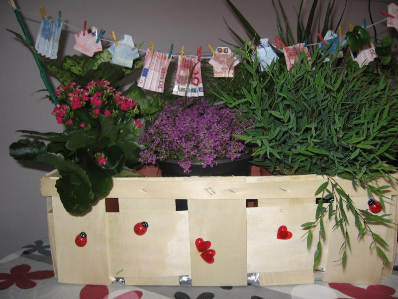 Hochzeitsgeschenk Brautpaar wünscht Geld verpacken 440480828