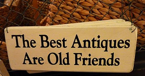Gedicht alte freunde