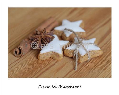 Weihnachts Karten Motiven Küche 2741555287