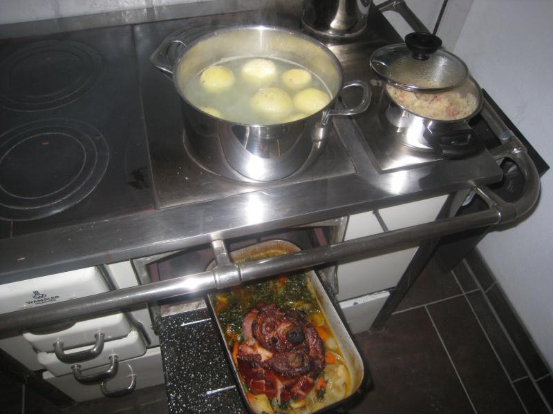Kochen mit dem Holzofen Fotoalbum | Kochen & Rezepte bei CHEFKOCH.DE