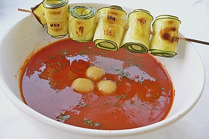 Tomatensuppe 9