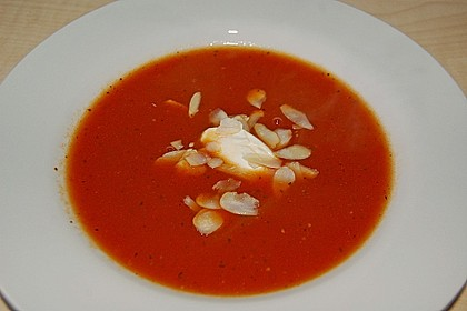 Tomatensuppe 14