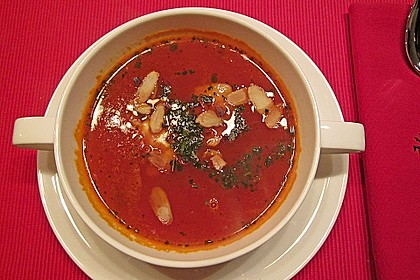 Tomatensuppe 19