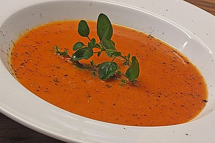 Tomatensuppe 3