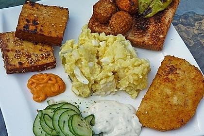 Tofu-Schnitzel 1