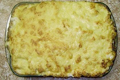 Bandnudel-Lasagne 2