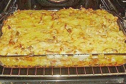 Bandnudel-Lasagne 6