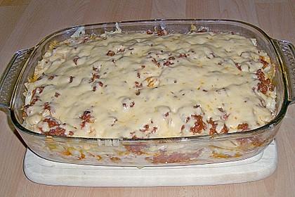 Bandnudel-Lasagne 7